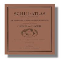 Cover Diercke Atlas