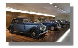 Ausstellungsraum BMW 7er