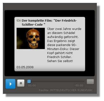 Dokumentation: Der Schiller-Code
