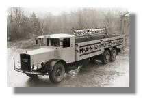 LKW Dieselmotor