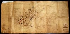Lageplan Auschwitz