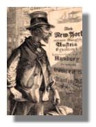 Piefke in Amerika - Deutsche Massenauswanderung in die USA