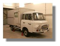 Barkas GTW