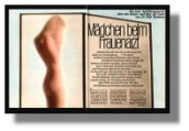 BRAVO - Aufklärungsserie Mädchen beim Frauenarzt (1970)