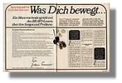 1969: Die erste Sprechstunde von Dr. Sommer