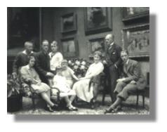 Familie Gustav+Bertha Krupp
