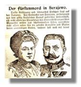 Fürstenmord in Sarajewo