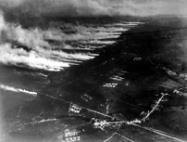 Giftgas und Flammenwerfer-Einsatz gegen deutsche Stellungen (1916)