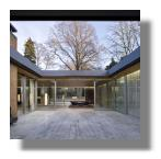 Kanzlerbungalow Innenhof
