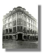 Karstadt-Stammhaus in Wismar 1908