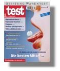 Stiftung Warentest: test Ausgabe August 2002