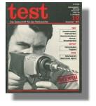 Stiftung Warentest: test Ausgabe Dezember 1970