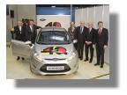 Der 40-millionste Ford aus Deutschland