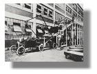 Ford: Produktion im Berliner Westhafen, 1925