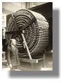 Grüne Woche 1930: Eierfrischhaltemaschine