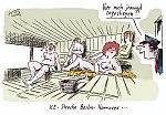 Klaus Stuttmann - Karikatur ICE Sommer 2010