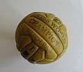 Fussball des Endspiels der Fußballweltmeisterschaft 1954