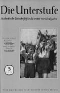 Die Unterstufe – DDR-Zeitschrift für Grundschullehrer