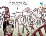 Klaus Stuttmann - Karikatur Merkel Schuldenkrise