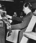 Axel Springer – Andruck BILD 1952