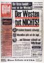 BILD – Mauerbau 1961