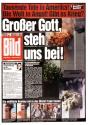 BILD – Titelseite Anschlag World Trade Center 2001