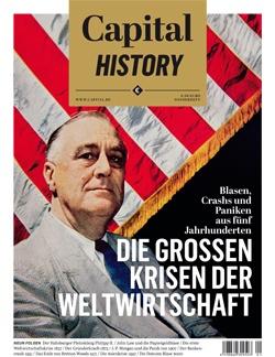 Capital History – Cover der ersten Ausgabe