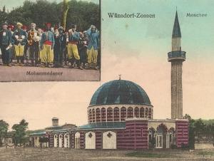 Halbmondlager Wünsdorf/Zossen (1916)