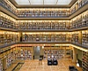 Herzogin Anna Amalia Bibliothek: Bücherkubus im Studienzentrum