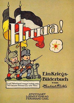 Kriegsbilderbuch Erster Weltkrieg – Europeana
