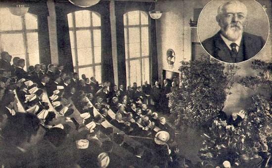 Otto Heubner: Abschiedsvorlesung 1913 an der Charité