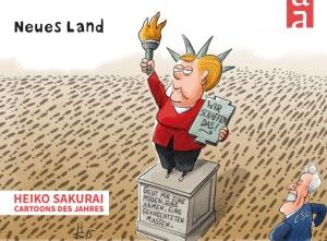 Buch: Neues Land (Heiko Sakurai)
