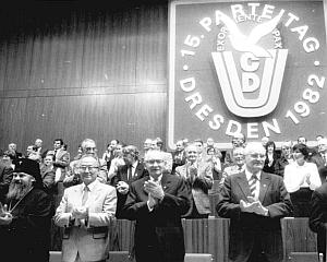 15. Parteitag der DDR-CDU 1982