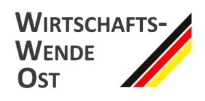 Zeitzeugen-Projekt: Wirtschaftswende Ost – Logo