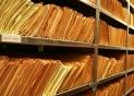 Akten im Archiv der BStU