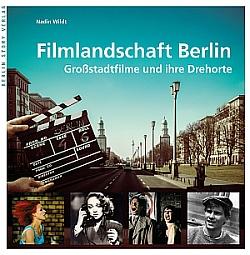Buchcover: Filmlandschaft Berlin