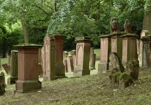 Welterbe: Friedhof Judensand in Mainz