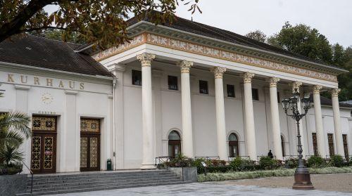 Welterbe: Kurhaus mit Casino in Baden-Baden